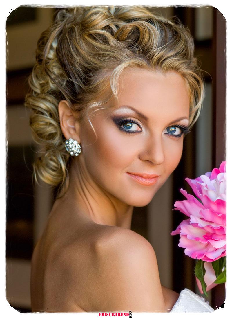 Brautfrisuren für mittellanges Haar: Die schönsten Ideen