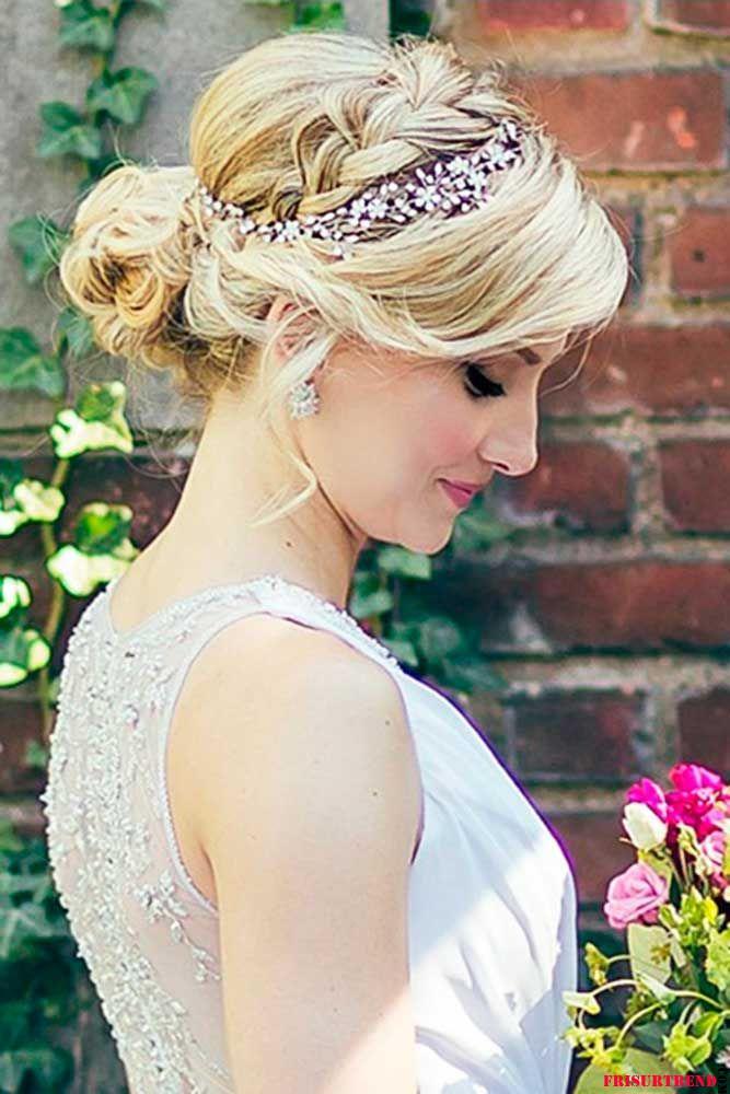 Die schönsten Kurzhaarfrisuren für Hochzeiten
