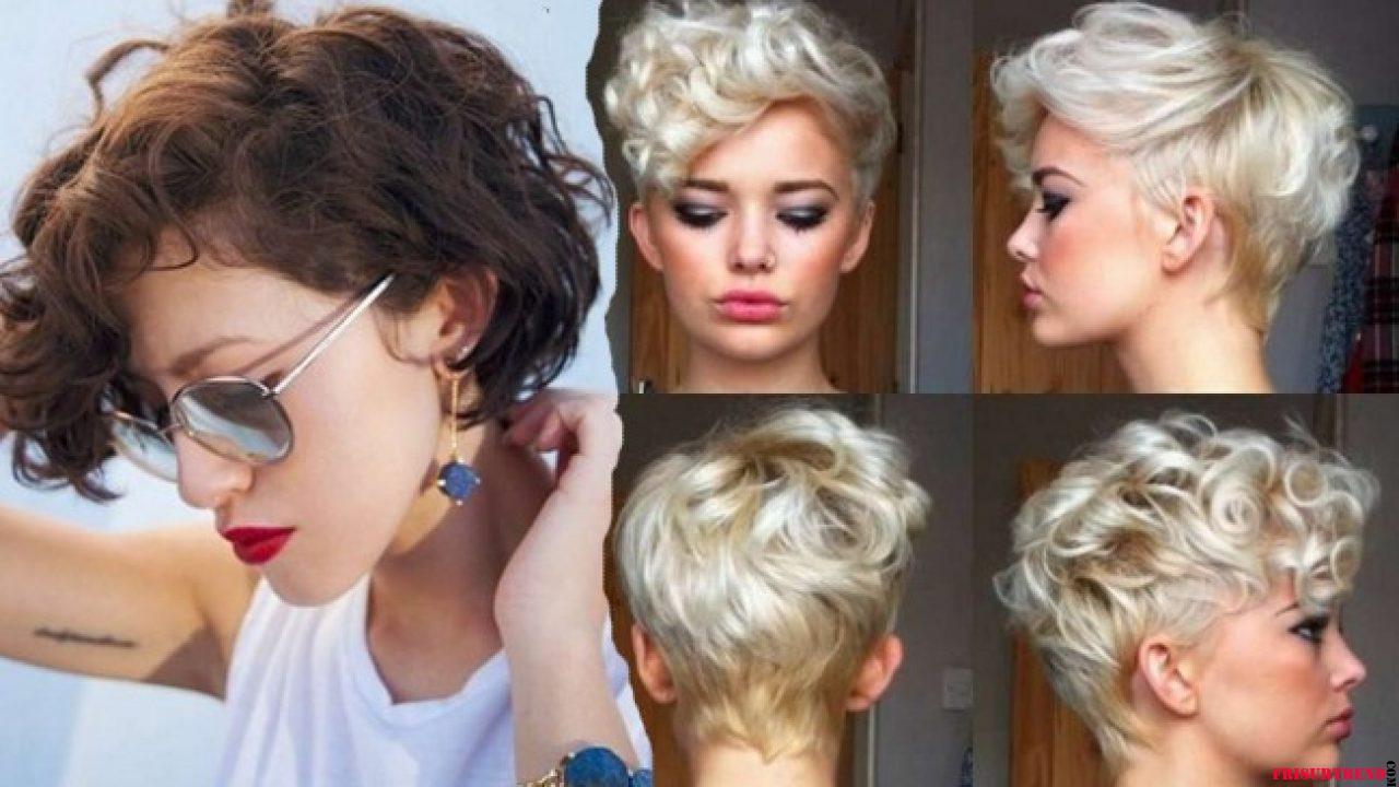 Die Große Beispiele Über Kurze Weibliche Frisuren In 9