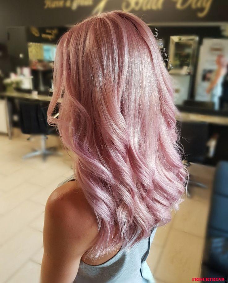 Haarfarbentrends